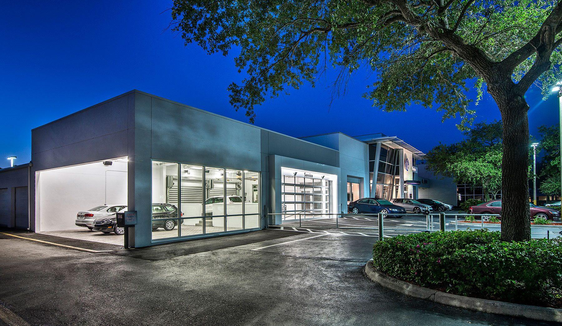 Audi-VW - BUILD Custom Home + Commercial Builder